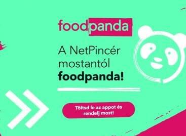 Positive Adamsky-val vált foodpandára a NetPincér