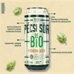 Pécsi Prémium Bio Gluténmentes Lager termék
